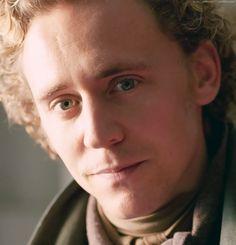 Tom Hiddleston- I miss his blonde curls