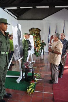 https://flic.kr/p/P9JARW   Dolor y firmeza de los tuneros en homenaje póstumo a Fidel (15)