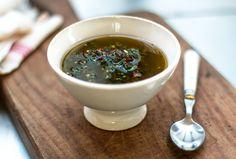 Chimichurri, this looks fab.  [Chimichurri by David Lebovitz, via Flickr] Recipe: http://www.davidlebovitz.com/2014/02/chimichurri-sauce-recipe/