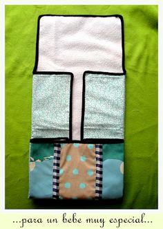 La Gallina Clueca: Cambiador de bebe