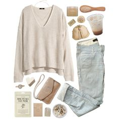 Chilly is the evening time// Lazy Day Outfits, Edgy Outfits, Cute Outfits, Fashion Outfits, Tomboy Fashion, Dressed To The Nines, Types Of Fashion Styles, Passion For Fashion, Polyvore Fashion