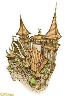 『小さな王様と約束の国 ファイナルファンタジー・クリスタルクロニクル』新たなジョブと建物が判明! - ファミ通.com