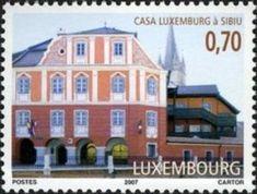 Casa Luxembourg in Sibiu, Romania