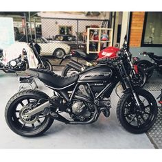 - Ducati scrambler modified by Mugello Thailand. Triumph Motorcycles, Custom Motorcycles, Custom Bikes, Cars And Motorcycles, Ducati Custom, Ducati Scrambler Custom, Cafe Racer Motorcycle, Motorcycle Types, Moto Ducati