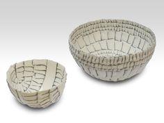 Mint design - cubist bowls