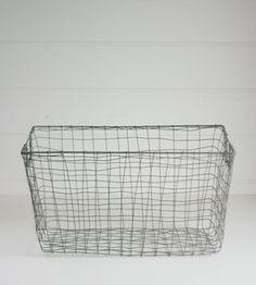 Fog Linen Basket | Grey Standard - Large