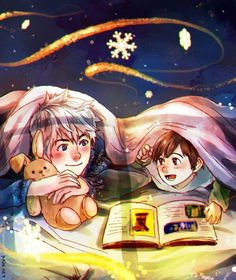 Bedtime Stories - ROTG Jack and Jamie
