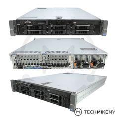 DELL PowerEdge R710 2x 3.47Ghz X5690 Six Core 144GB 6x 4TB #Dell