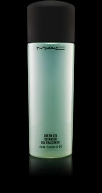 I love MAC Green Gel Cleanser and the MAC counter at Belk at The Galleria.  Natalie is the BEST!