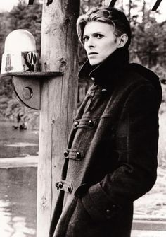 David Bowie in 'The Man Who Fell To Earth'.