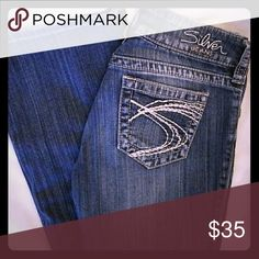 Silver jeans Great condition Silver Jeans Jeans Boot Cut