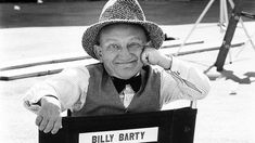 In MEMORY of BILLY BARTY on his BIRTHDAY - Born William John Bertanzetti, American actor and activist. In adult life, he stood 3 ft 9 in (1.14 m) tall, due to cartilage–hair hypoplasia dwarfism, and because of his short stature, he was often cast in movies opposite taller performers for comic effect. He specialized in outspoken or wisecracking characters. Oct 25, 1924 - Dec 23, 2000 (heart failure)
