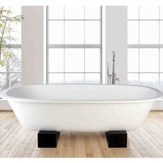 The Zenith is the perfect match for an outdoor themed bathroom. Bring the bushveld feel to your home or lodge. The Zenith has wooden feet to add that little something extra to the space. Luxury Bathtub, Bathtubs, Clawfoot Bathtub, Perfect Match, Basin, Space, Bathroom, Outdoor, Home
