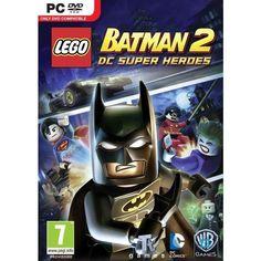 LEGO BATMAN 2 DC SUPER HEROES PC Games jeux PC neuf new sous blister