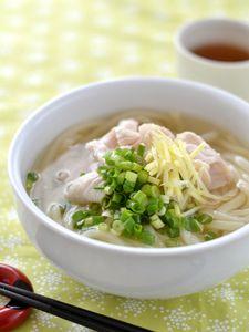 鶏だししょうが温うどん by 西山京子/ちょりママ | レシピサイト「Nadia | ナディア」プロの料理を無料で検索