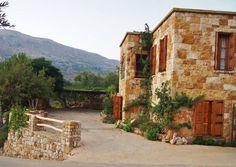 Lebanese old house