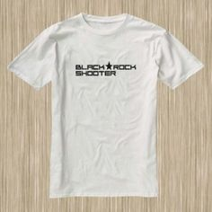 Black★Rock Shooter 09B4 #Black★RockShooter  #Anime #Tshirt