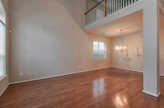 5015 Azalea Meadow Katy, TX 77494: Photo Formal Living and Dining room with Hardwoods