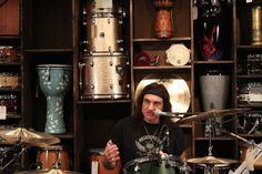 Vinny Appice Master Drum Class January 2014 #vinnyappice #master #class