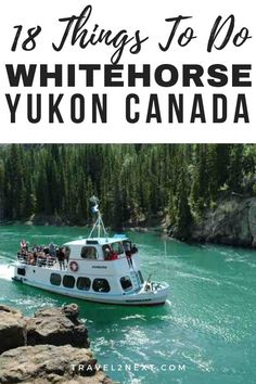 20 Things to do in Whitehorse. Whitehorse, the capital of Canada's Yukon Territory, is a small city with a big heart. Alberta Canada, Places To Travel, Places To See, Vancouver, Visit Canada, Canada Eh, Yukon Canada, Alaska Highway, Capital Of Canada
