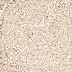 "Schumacher Feather Bloom 24' x 34"" Wallpaper Roll Color: Venetian Pink"