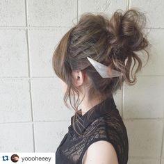 ながーーーーい バレッタ 今作ってます  いぐも可愛いアレンジありがとうございます  #Repost @yoooheeey with @repostapp.   #ゆる団子 もやっぱり人気ですリゾートっぽい雰囲気にも合いますよながーいバレッタもやっぱりカワイイ  アクセは @san_official  #ヘアアレンジ #ヘアセット #hairarrange #hairset  #二次会ヘア #結婚式ヘア #ウェディング #プレ花嫁  #波ウェーブ #サロンモデル #大阪 #西淀川区  #MERY  #mery_hair_arrange  #locari #KURASHIRU #byShair #beaustagrammer  #アレンジ解説 #簡単アレンジ  #外国人風カラー #kawarrange  #お呼ばれヘア