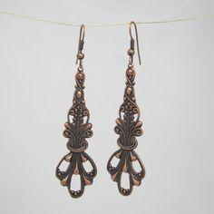 Øreringe i antik-look