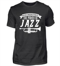 Power of Jazz Jazz T Shirts, Mens Tops, Fashion, Moda, Fashion Styles, Fashion Illustrations