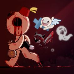 d00pcakes:  binding of isaac allows me to release my repressed...