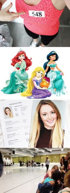 My Disneyland Paris Audition experience! Click the image to read all about it... | Disney Princess | Face Characters | Audition tips and tricks | Auditions | DeniseJoanne