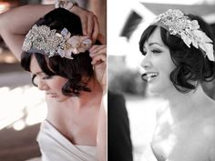 Bridal Headpieces - Arabia Weddings