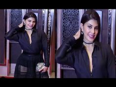Jacqueline Fernandez SIZZLING at Asia Spa Awards 2017. Jacqueline Fernandez, Awards 2017, Asia, Dresses With Sleeves, Long Sleeve, Youtube, Fashion, Gowns With Sleeves, Moda