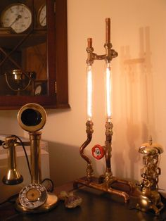 Pixellica: Creativity Blooms » Excellent Examples of Steampunk Lighting