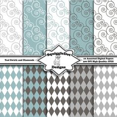Digital Printable Paper