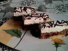 Receptek, és hasznos cikkek oldala: Anyós szelet, nagyon finom süti, hatalmas sikere van! Ünnepi alkalmakra is remek választás! Food, Meal, Essen, Hoods, Meals, Eten
