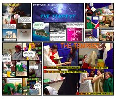 4th Grade Shakespeare iLesson using Comic Book: http://blogs.neisd.net/kgerma/2014/05/07/4th-grade-starting-shakespeare/