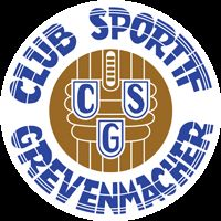 CS Grevenmacher - Luxembourg - Cercle Sportif Grevenmacher - Club Profile, Club History, Club Badge, Results, Fixtures, Historical Logos, Statistics Sports Clubs, Chicago Cubs Logo, Statistics, Squad, Badge, Soccer, Profile, Crests, History