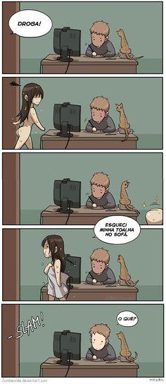 Que tipo de homem não presta atenção em uma mulher nua assim? http://bit.ly/1YQidvF