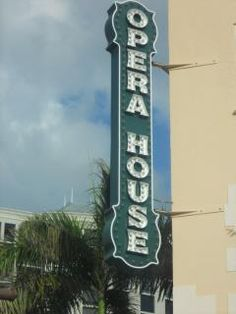 Downtown Sarasota.