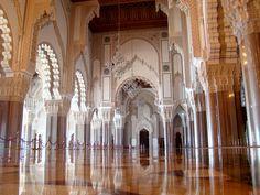 Hassan II Mosque (Casablanca) - Google Search
