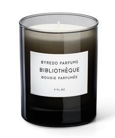 Book scented candle. Did I totally cross the line to dork? I don't care.