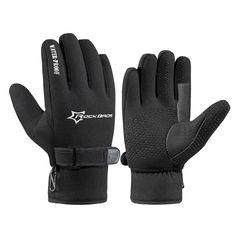 Winter Gloves Outdoor Designs Unisex Kona Grip Gloves Warm Black