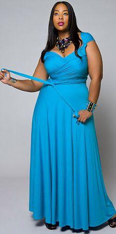 Infinity dress - long