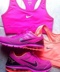 Workout clothes love the color http://www.fitnessapparelexpress.com/