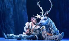 See the First Production Photos for Frozen, the Broadway Musical Frozen On Broadway, Frozen Musical, Broadway Nyc, Frozen Movie, Broadway Theatre, Sven Frozen, Disney Frozen, Disney Fan, Disney Pixar