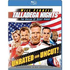 Talladega Nights - The Ballad Of Ricky Bobby Ricky Bobby--with his bleached-blonde wife cute sons Walker and Texas Ranger and dim sidekick Cal--has got it made. He is NASCARs most popular driver and nearly every aspect of his life is endorsed by http://www.MightGet.com/january-2017-12/talladega-nights--the-ballad-of-ricky-bobby.asp