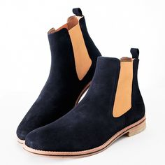 Grenson Alistair Chelsea Boot with Vibram Sole - Tan | Grenson ...