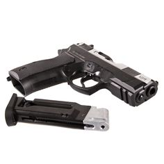 Airsoft CZ75D compact #airsoft
