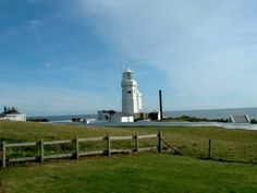 St Catharine's Lighthouse, Niton, Isle of Wight, England