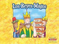 Mommy Maestra: Los Reyes on the Internet